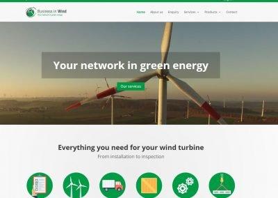 Business in Wind